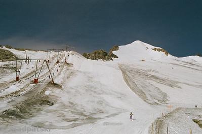Jour 16 / 13 août: Val d'Isère-Tignes