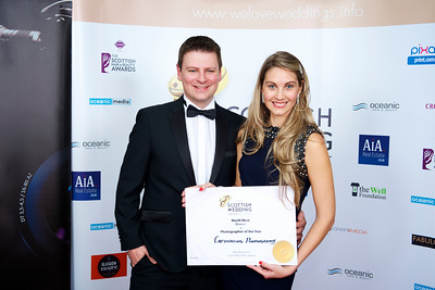 Scottish Wedding Awards 2015