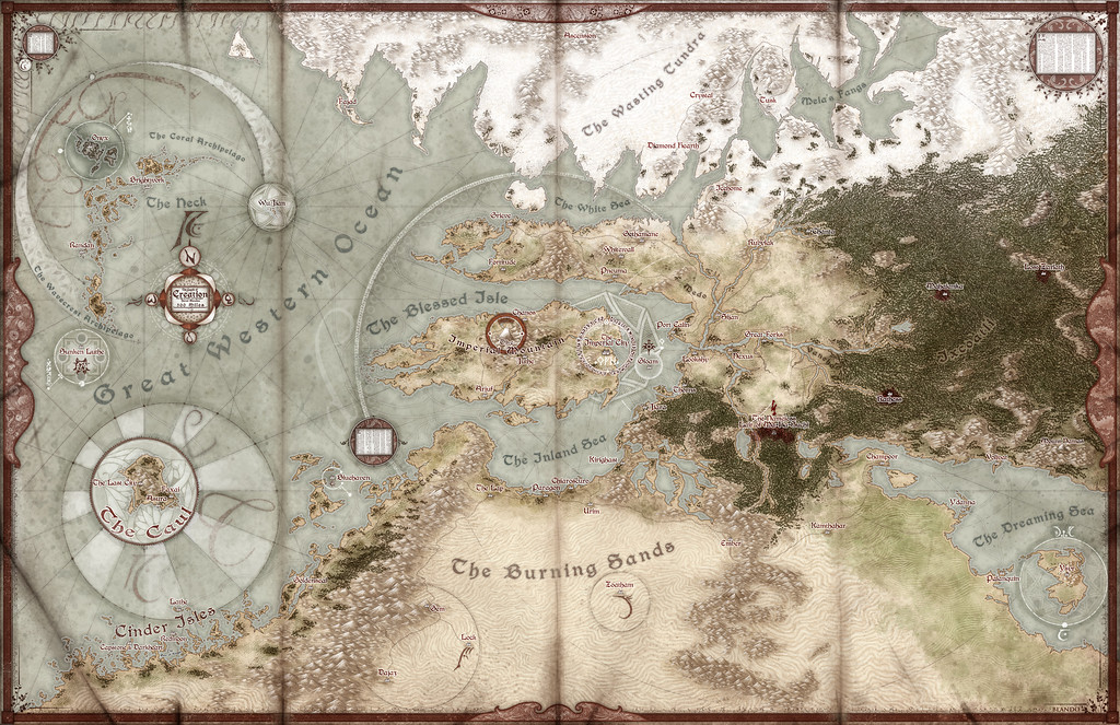 Exalted 3e Creation map