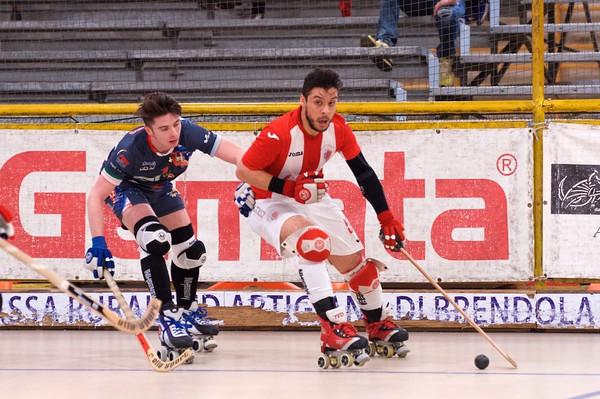 Finale: HP Montebello vs Bidielle Correggio Hockey