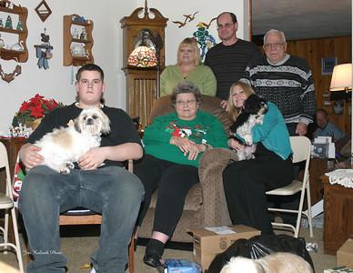 Family Christmas 2005
