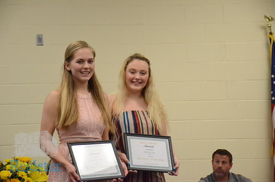 2019 Iola High School Senior Awards Night