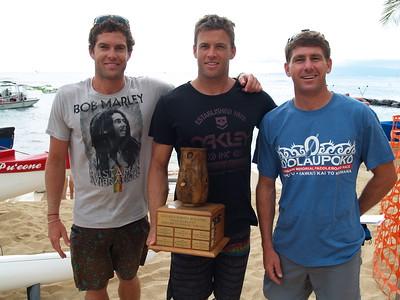 14th Annual Cline Mann Koolaupoko PB Race 7-6-2013