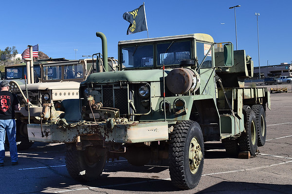 2017-01-29 26th Arizona Military  Vehicle Show