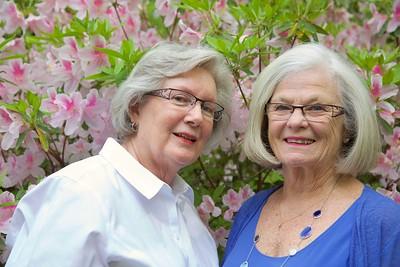 Lynn and Martha