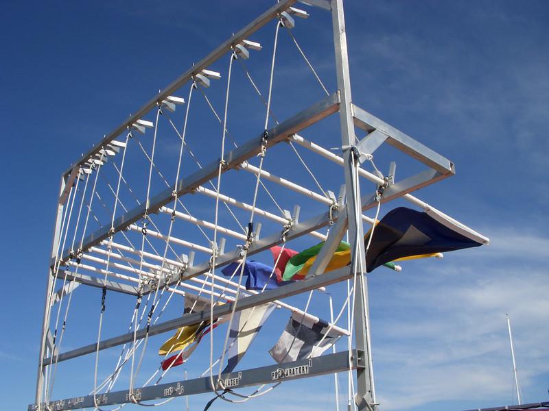 DCYRA flag system