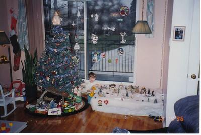 Christmas 1996 til 2000