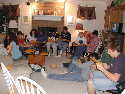 GOYA Fellowship Night - Hodges - November 13, 2005