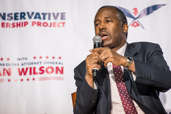 Ben Carson Talks With CLP