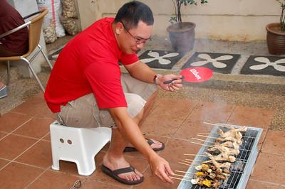 Lim's BBQ Gathering 20091231