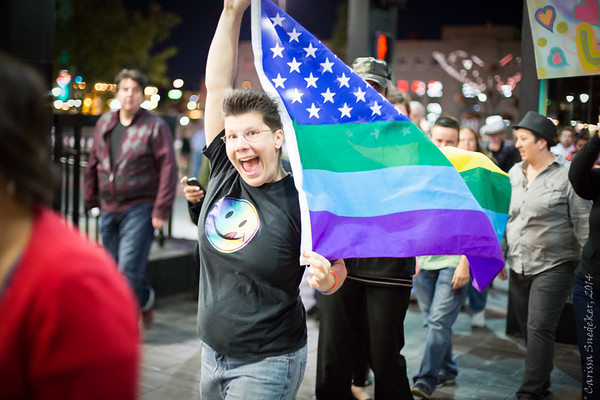 Marriage Equality comes to Nevada