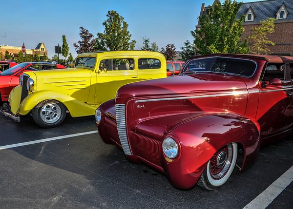 The Arboretum Car Show - July 11 &17, 2012