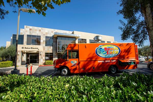 Baker Electric Food Trucks Nov 2020