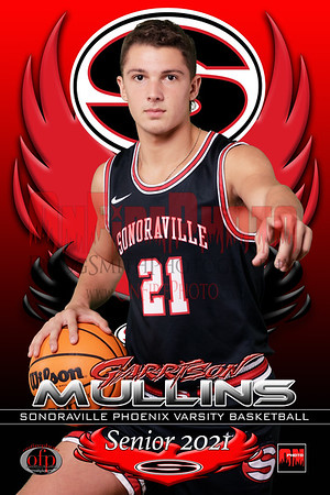 SONORAVILLE SENIOR BANNERS 2021