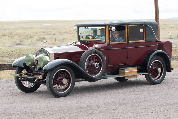 28MG - 1921 Enclosed Drive Cabriolet - Stickley