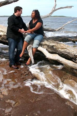 Brandon & Patrice Engagement
