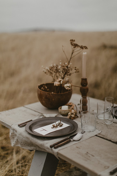 Hill Cottage Styled Shoot / Junebug