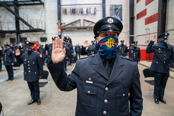 2021-02-16 Candidate Firefighter Graduation