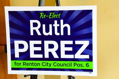 Ruth Perez Campaign Kick Off