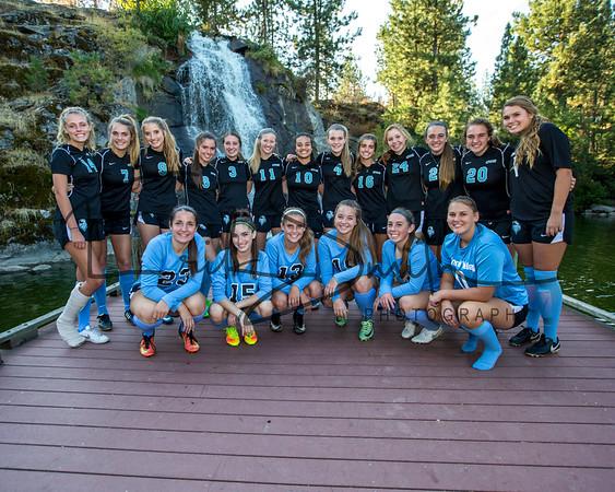 Central Valley Soccer Varsity Team Shots 2017