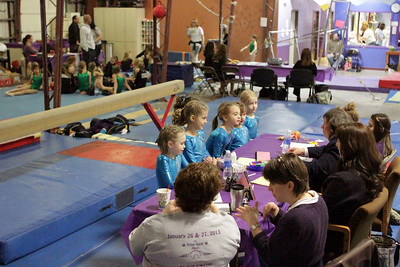 Competitive Edge Gymnastics : Session 1 : Level 3