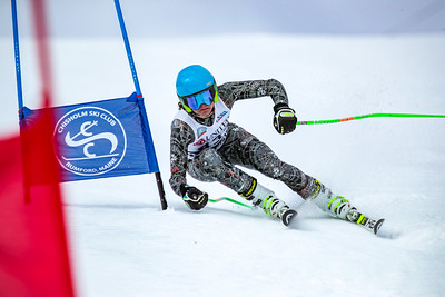Giant Slalom: Boys Run 2
