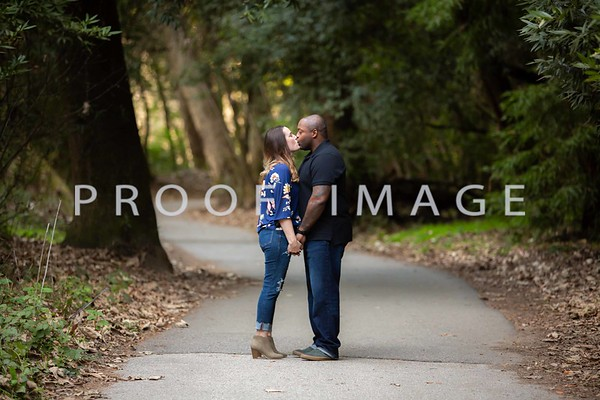 Sarah and Remy - Engagement Shoot