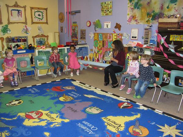 Esther's Preschool Party