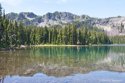 Cabot & Carl Lakes