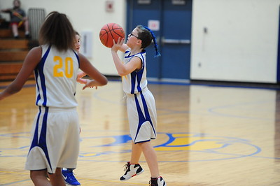 IMS basketball vs. Anderson Co. 11-5-20