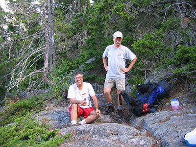 Maine 100-mile Wilderness 2006