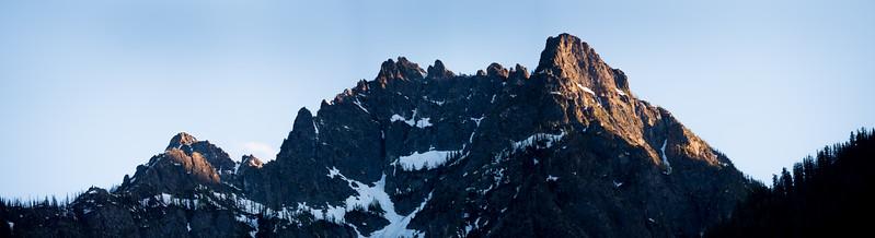Castle Peak, Stehekin