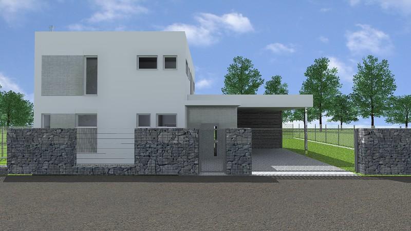 Moderní novostavba rodinného domu
