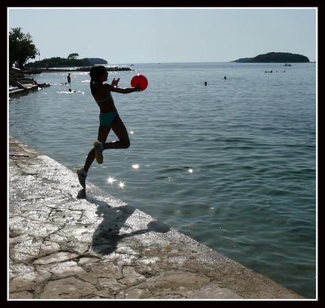 Vrsar coast(2006)