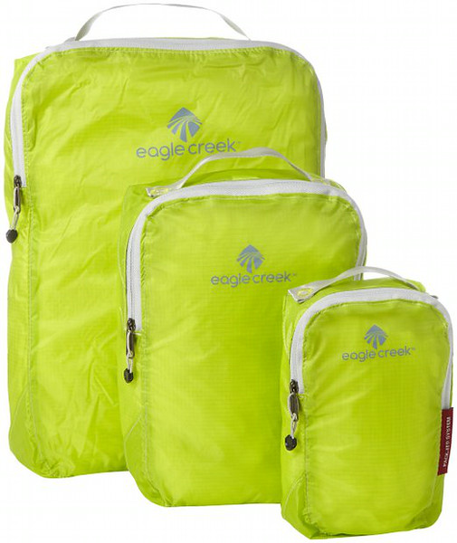Eagle Creek Packing Cubes save so much room in your luggage!