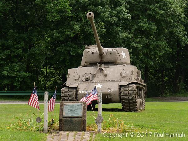 Renziehausen Park, McKeesport, PA – M4A3(76) HVSS