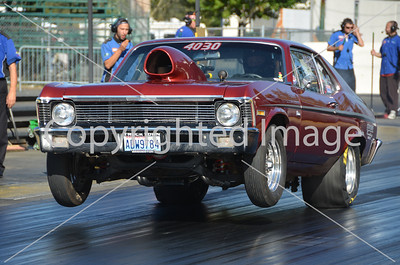 AUTO MAX Drag Racing Series - Bracket Race #4 & King of the track - August 25, 2012