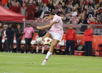 UH Soccer vs RICE 2012