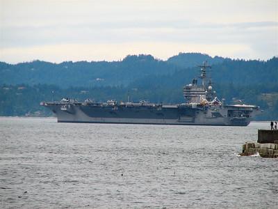 International Fleet Review 2010 Day 1