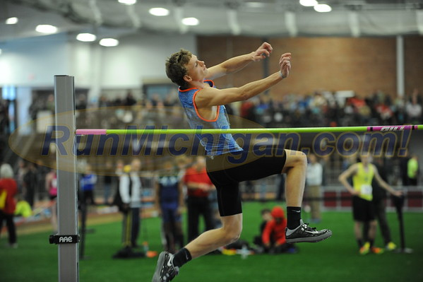Boys' High Jump, Gallery 1 - 2016 MITS State Meet