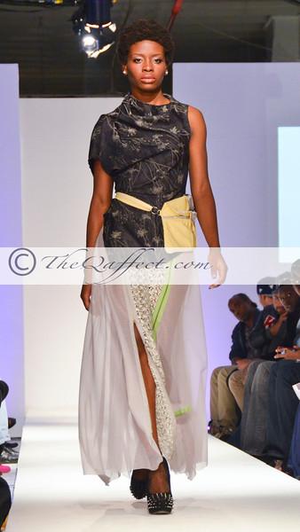 BKFW Spring 2013 Collection: ILIANA QUANDAR presents Amparo