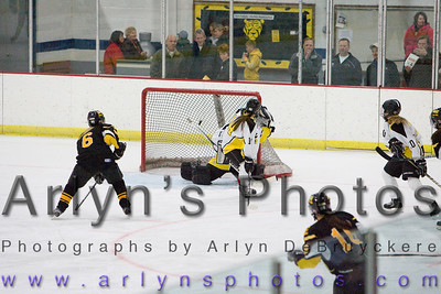 Hutch Girls Hockey vs Mankato West