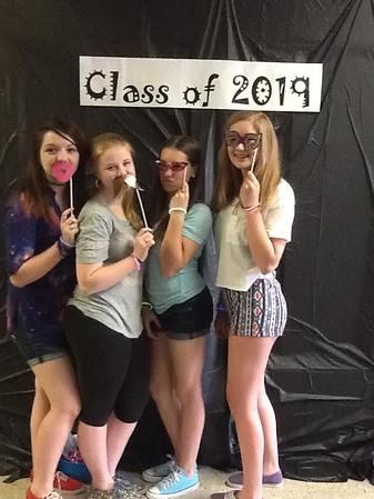 2015 8th Grade Dance