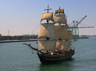 Tall Ship Parade