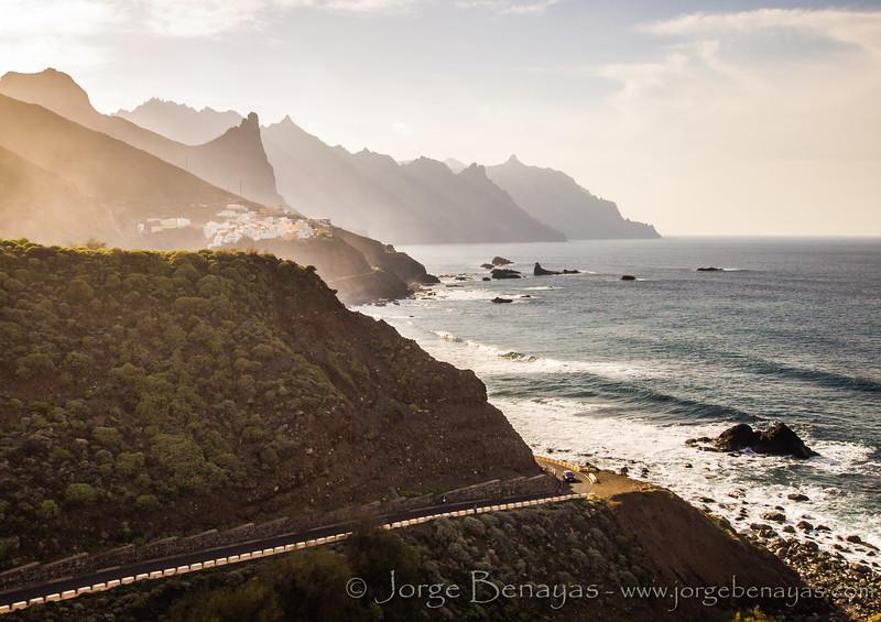 Anaga-Canary Islands
