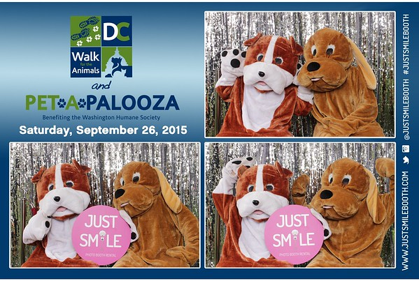 Washington Human Society Pet-A-Palooza 2015