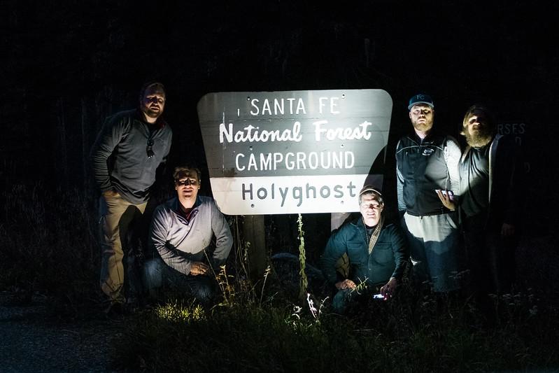 Holy Ghost Hike