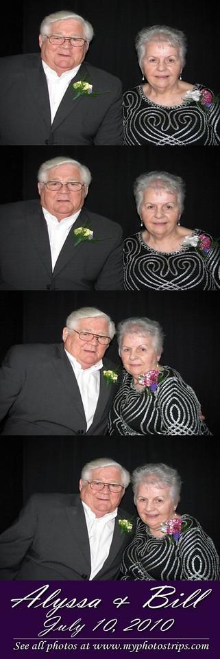 Alyssa & Bill (7/10/2010)