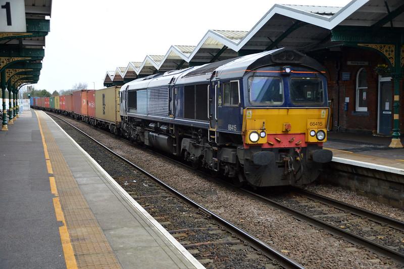 66415 1341/4L93 Crewe-Felixstowe.