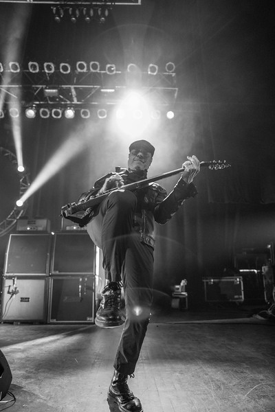 2019 March 8, Flogging Molly - Fillmore Detroit: Joe Alcodray